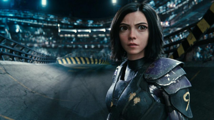 Alita%3A+Battle+Angel+is+Advanced+but+Unexciting