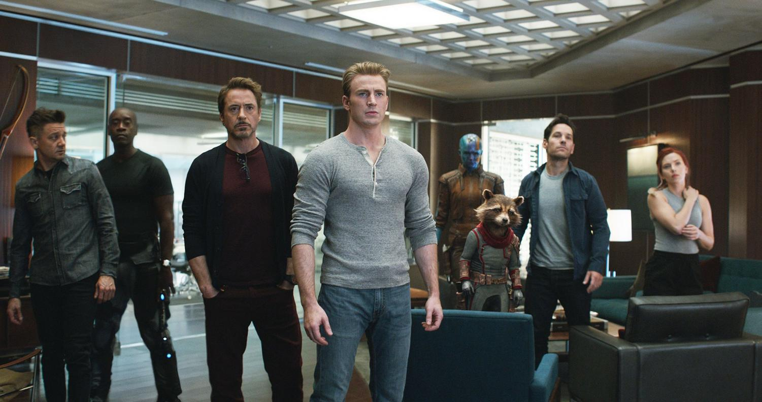 Avengers Endgame is the End We All Needed