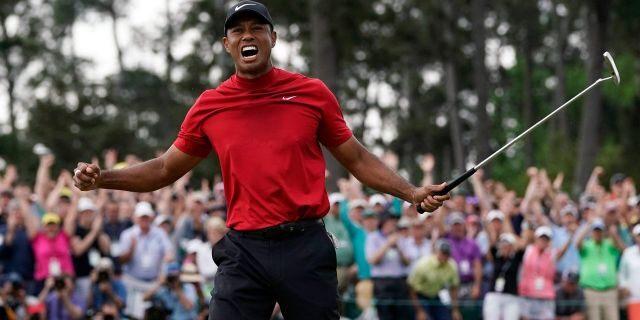 Tiger: Back on Top