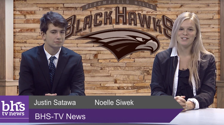 BHS-TV News #501