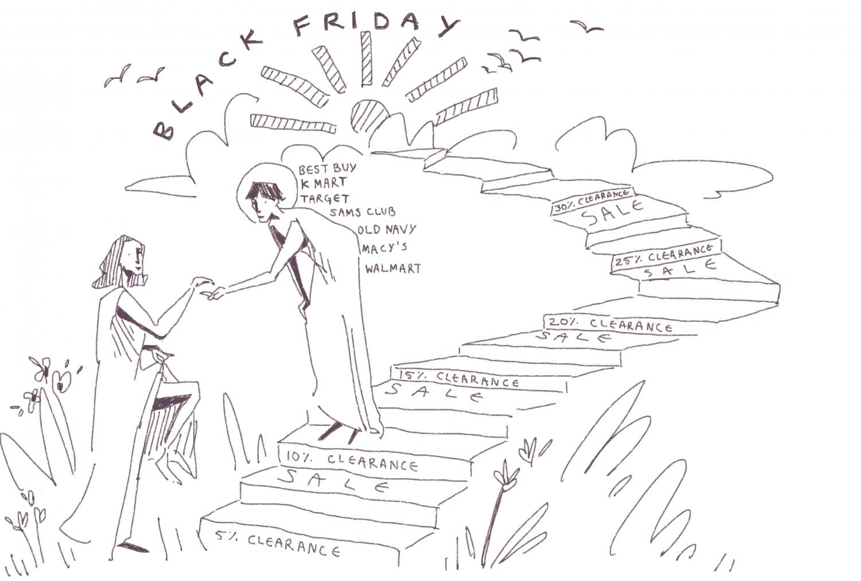 Behind Black Friday