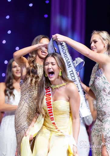 Sheikh crowned Miss Michigan Teen USA