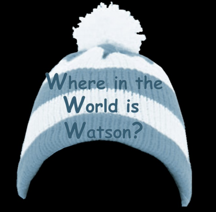 Where in the world is Watson?