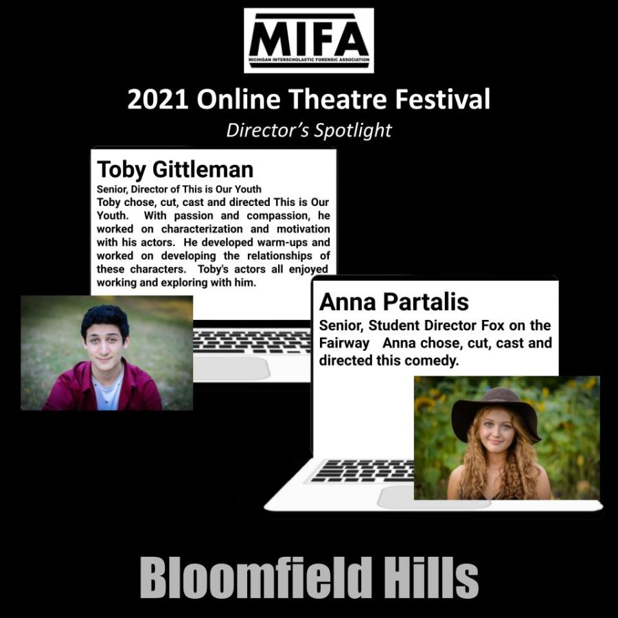 Student-directed one acts compete at MIFA states